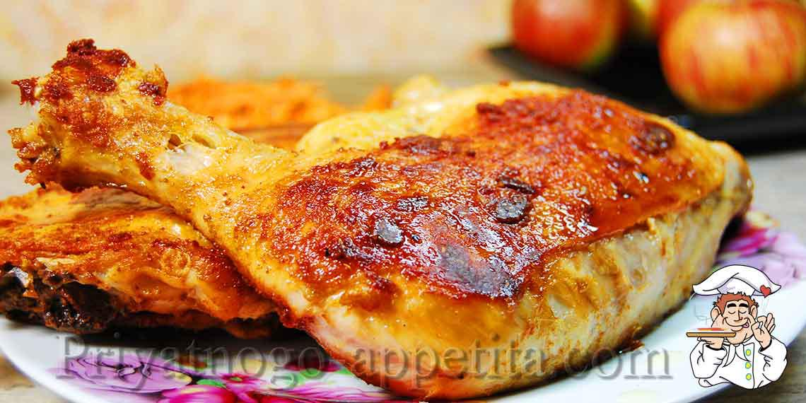 Жареная курица на сковороде рецепт с фото