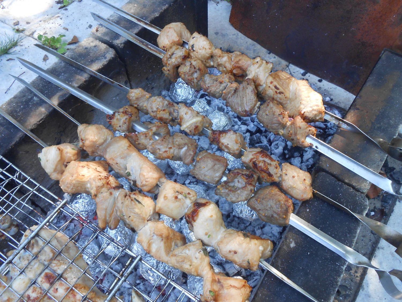 Шашлык из свинины в минералке: лучшие рецепты