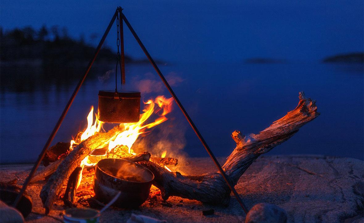Что нужно взять с собой в поход с палатками, список | автобродяга