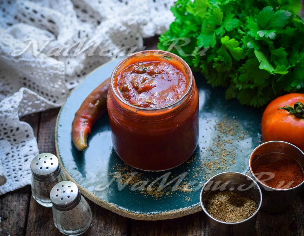 Томатный соус для шашлыка: 7 рецептов |
