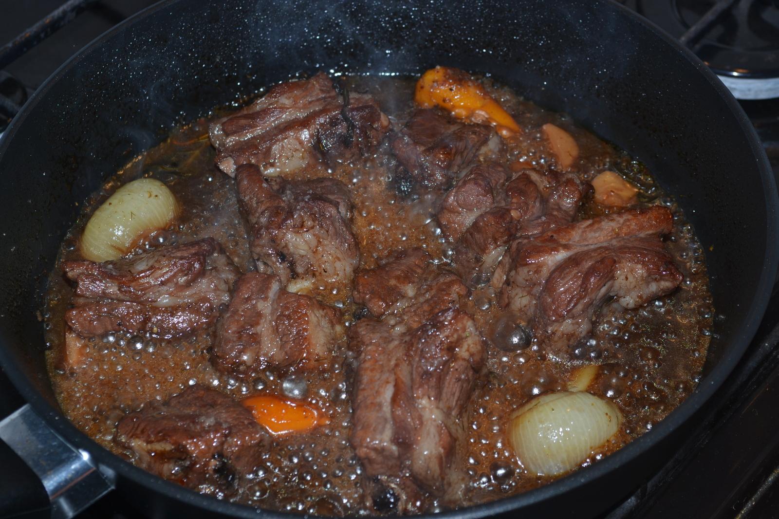 Шашлык из свинины в красном вине - 6 пошаговых фото в рецепте