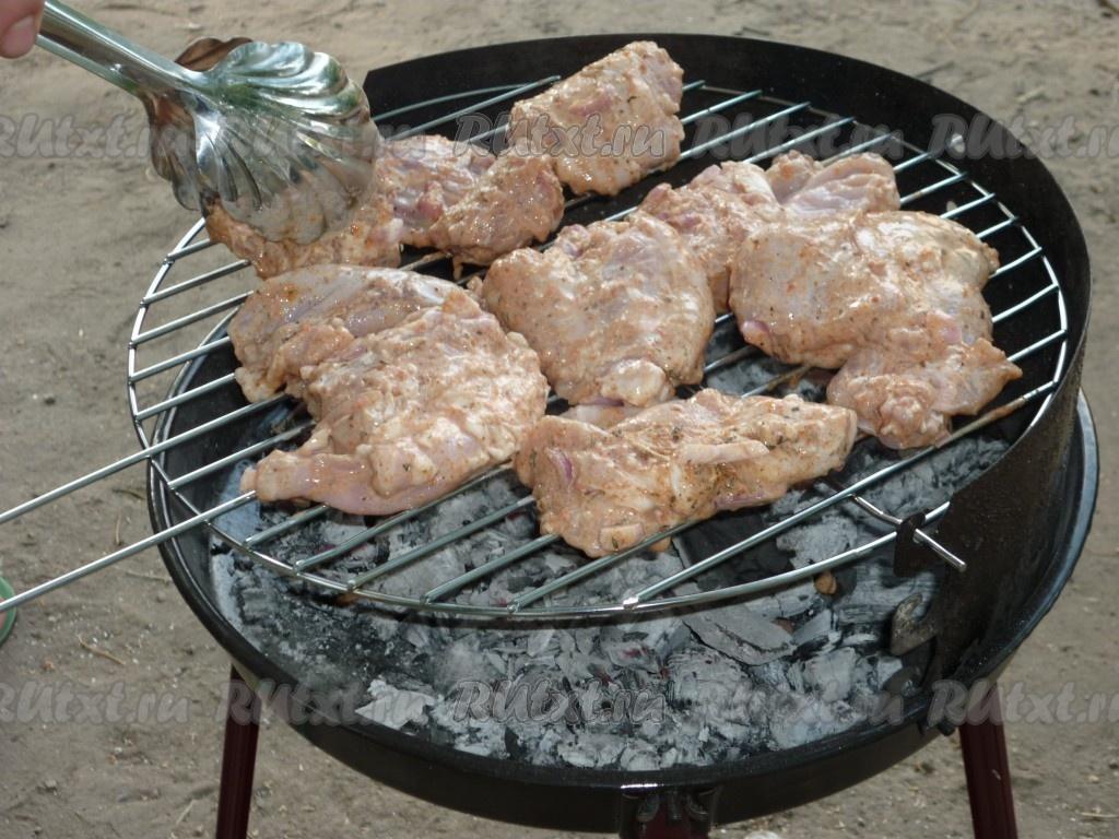 Шашлык из кролика - 10 самых вкусных маринадов для мяса