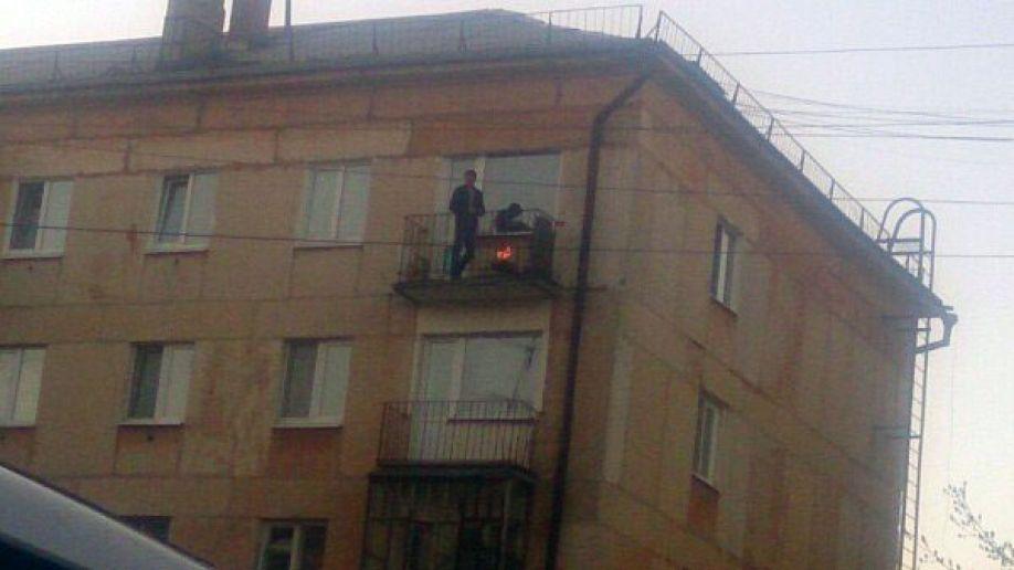 Использование мангала на балконе — закон и пожарная безопасность
