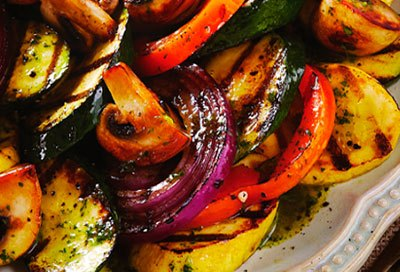 Как пожарить овощи на шампурах  — секреты и советы  от шеф- поваров
