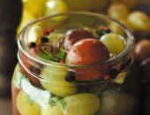 Маринованный виноград по грузински. маринованный виноград на зиму рецепт. маринованный виноград на зиму – общие принципы приготовления