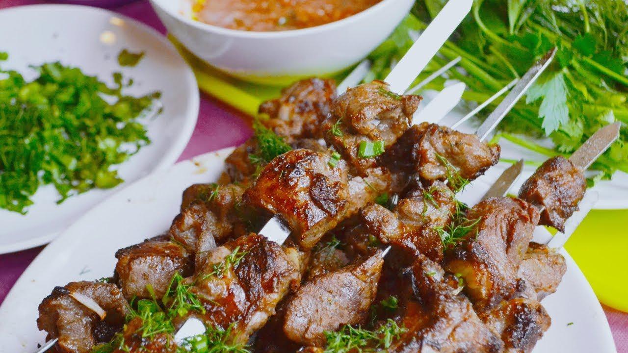 Шашлык по-карски: правильное мясо, нужный маринад, технология приготовления. шашлык по-карски из свинины