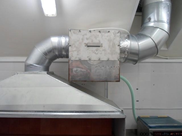 Что такое гидрофильтр для мангала