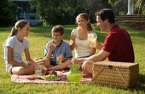 Что взять детям на пикник из еды, какие продукты можно взять на природу