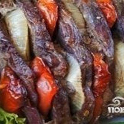 Шашлык в духовке из говядины: лучшие рецепты приготовления