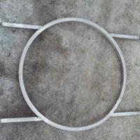 Подставки для чугунного и алюминиевого казанов: для костра и мангала
