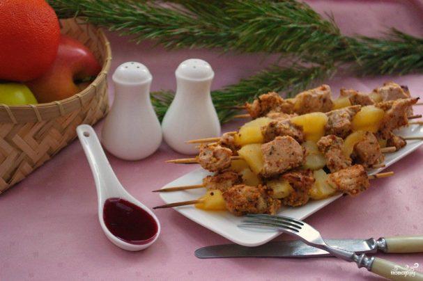 Шашлык из индейки, маринад: 8 рецептов + бонус  