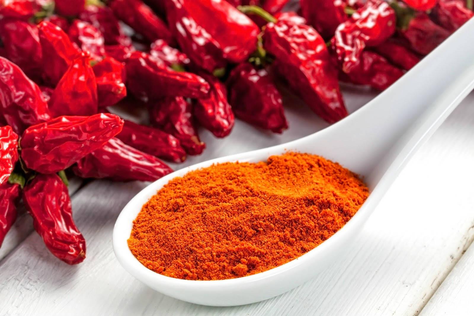 Паприка - кулинарный гид, применение, свойства | spicesguide.ru