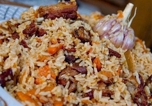 Рис для плова, какой рис лучше использовать для плова?