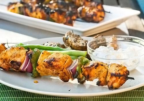 Шашлык из бедра индейки: рецепты самого вкусного маринада
