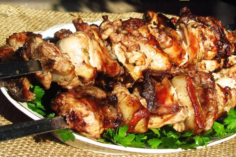 Маринад для шашлыков из курицы: сочные рецепты