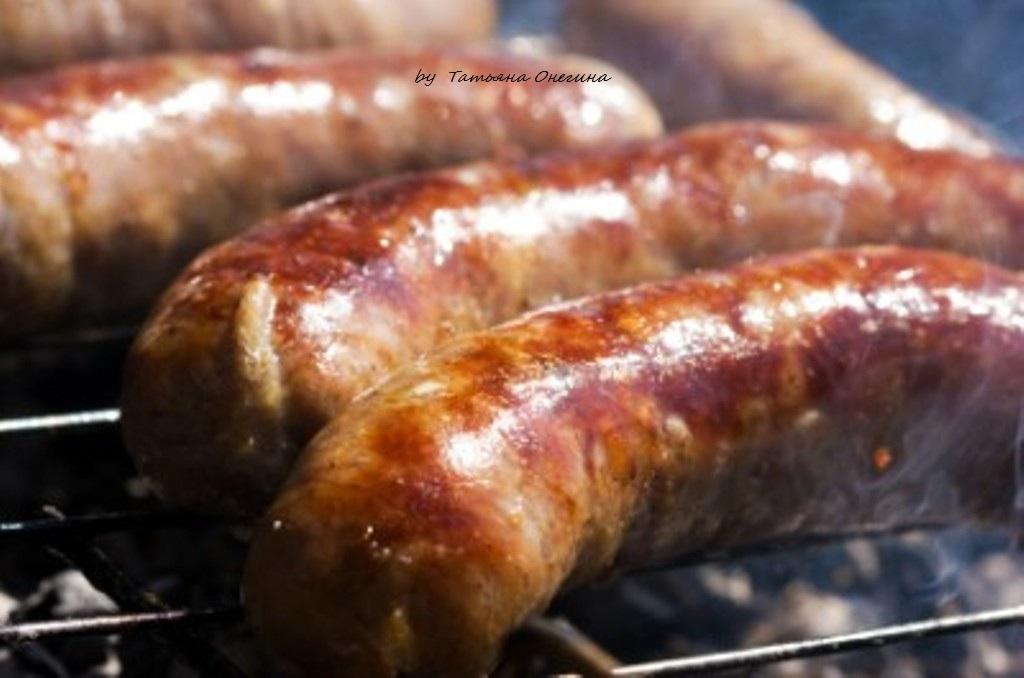 Домашние колбаски на гриле - рецепты джуренко