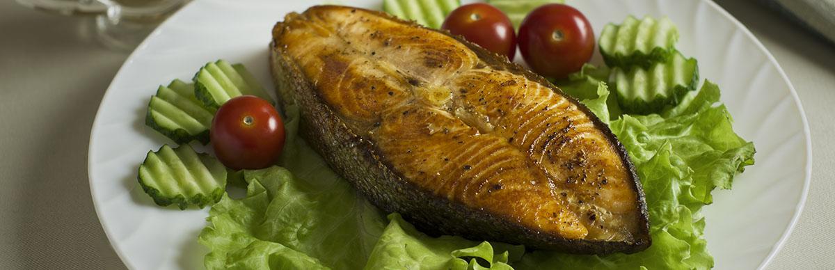 Рецепт стейков из семги на сковороде - 4 пошаговых фото в рецепте