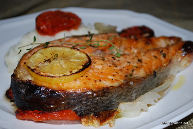 Лосось в духовке: 5 способов вкусно запечь рыбу