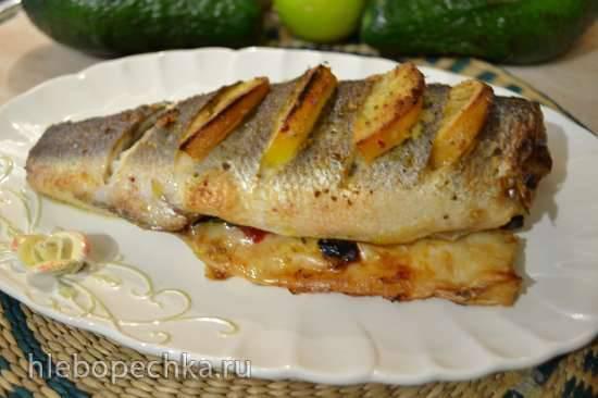 Как вкусно приготовить сибаса на мангале: рецепты на решетке, в фольге - onwomen.ru
