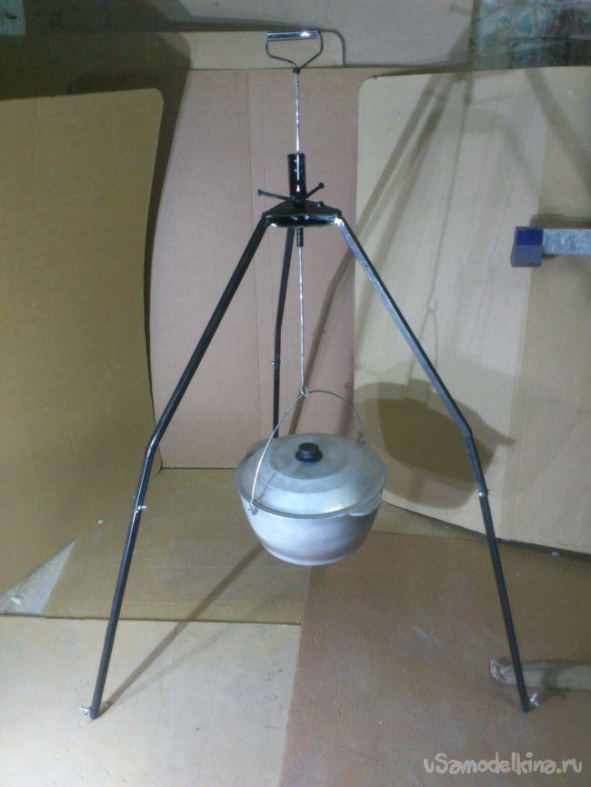 Костровое оборудование: зажигалка, тросик, крючки, а также способы сделать это все своими руками