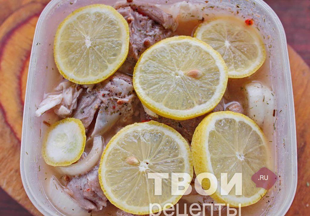 Маринад для шашлыка с лимоном: 5 рецептов