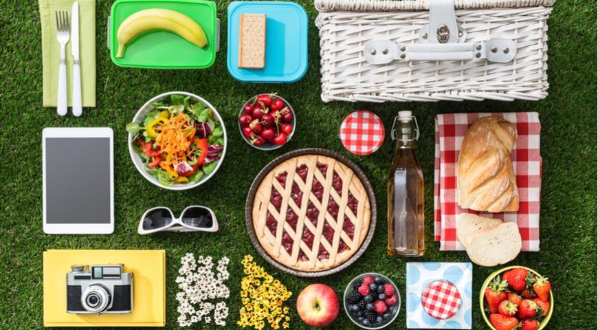 Пикник для всей семьи