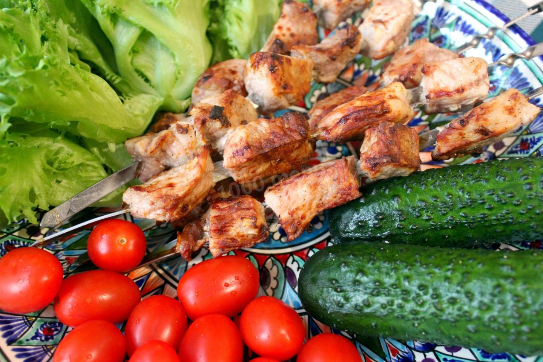 Куриный шашлык в электрошашлычнице рецепт. шашлык из овощей рецепты