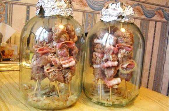 Шашлык из свинины в банке – вкуснее, чем на мангале