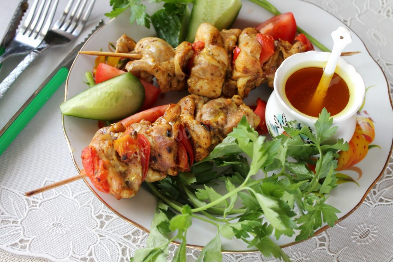 Шашлык из курицы — 8 самых вкусных рецептов маринада