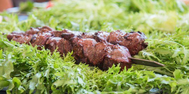 Маринад для шашлыка на кефире: 5 рецептов приготовления вкусного шашлыка (+отзывы)
