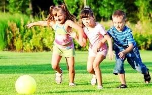 Лучшие конкурсы на природе для детей летом