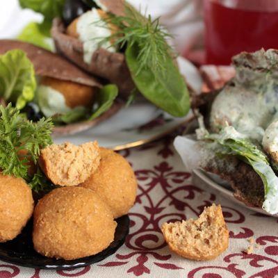 Салат из белой фасоли с луком, петрушкой и сумах - рецепты джуренко