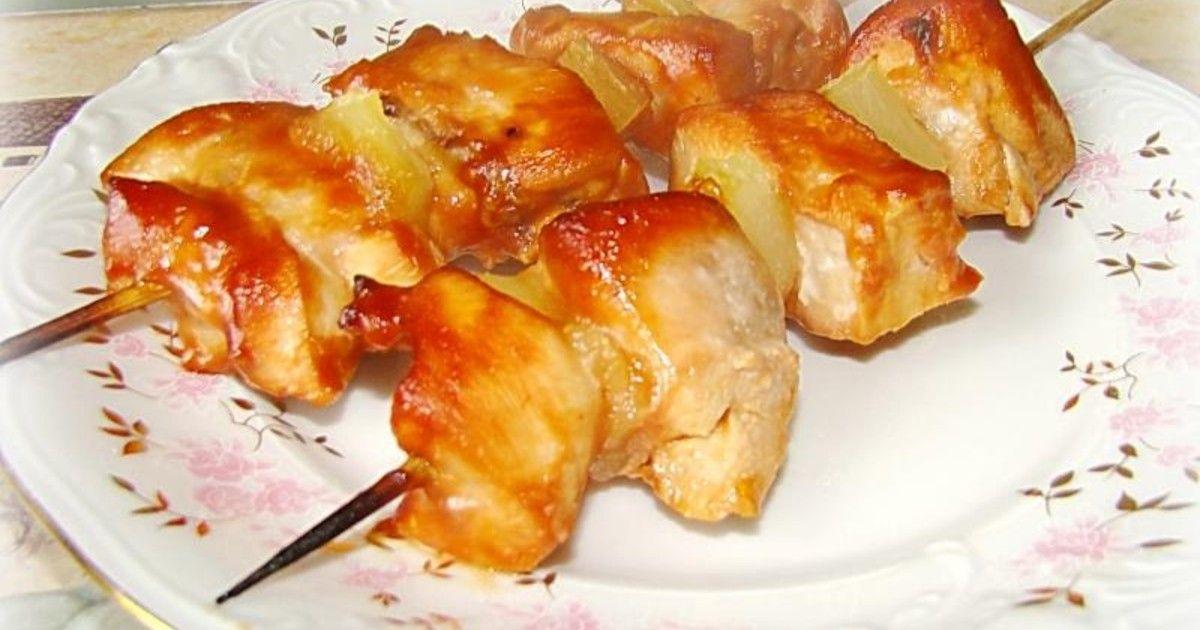 Шашлык из курицы рецепты самого вкусного маринада, чтобы мясо было сочным и мягким
