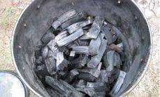Как делать уголь для шашлыка своими руками. изготовление древесного горючего в домашних условиях: инструкция как сделать угли для шашлыка своими руками