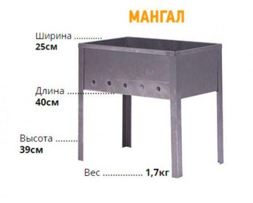 Изготовление мангалов из металла: выбор материала и проекта