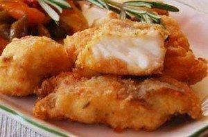 Блюда из рыбы на сковороде — 10 простых рецепта с фото 2019