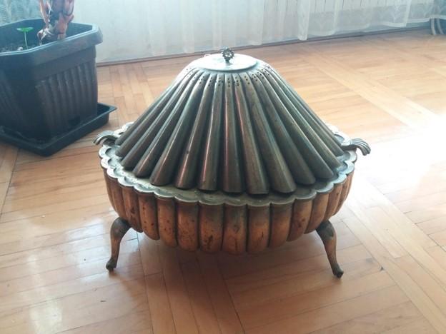 Сооружение мангала из кирпича своими руками