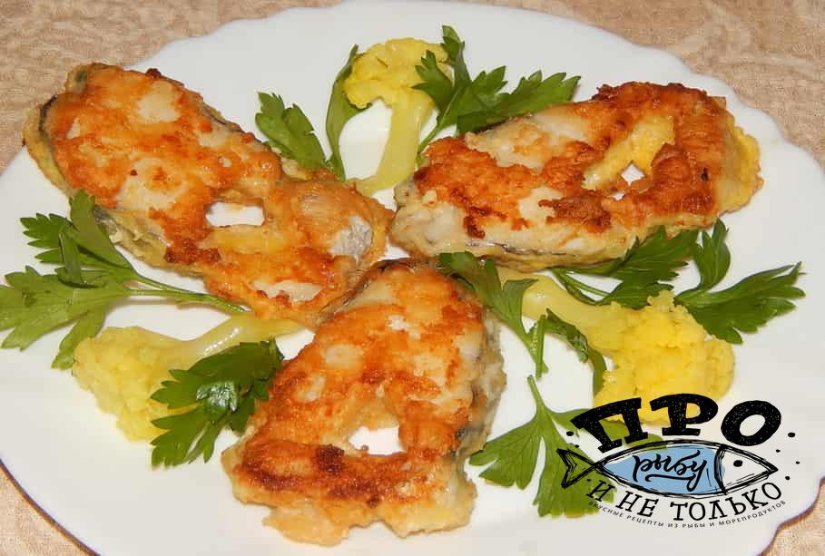 Как вкусно пожарить рыбу на сковороде, чтобы была сочной и не разваливалась