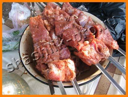 Рецепт шашлыка в томатном соусе - 8 пошаговых фото в рецепте