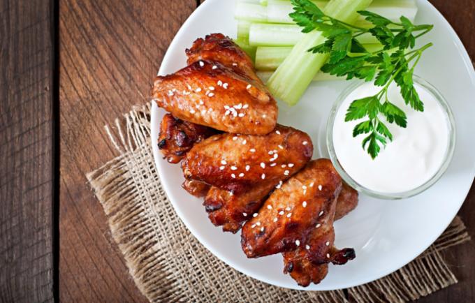 Рецепт маринада куриных крыльев. рецепт крылышек барбекю в домашних условиях.