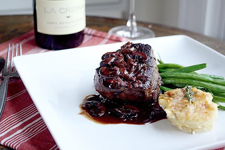 Вино и мясо: как правильно сочетать