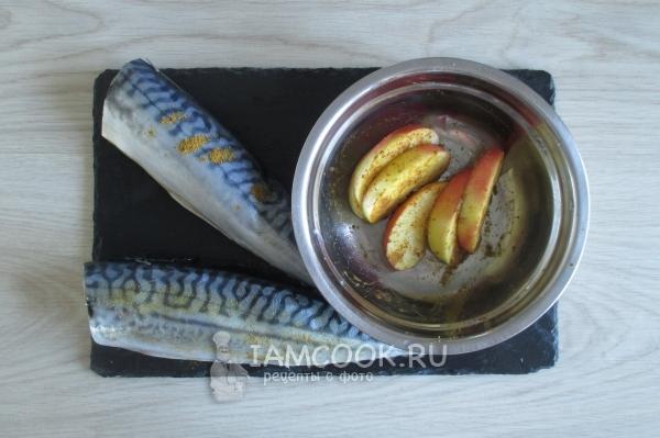 Маринад для шашлыка из скумбрии