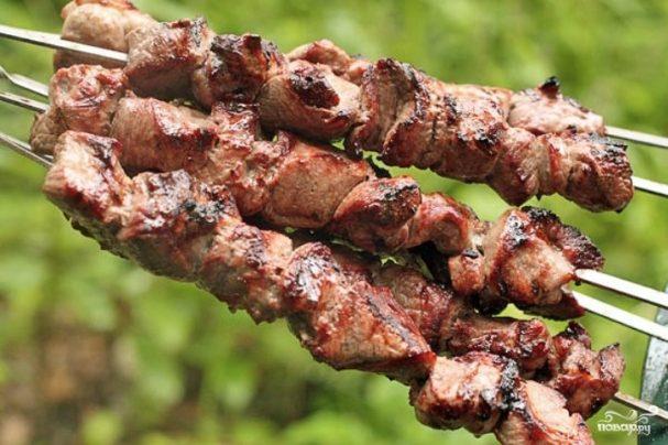 Рецепт вкусного шашлыка из баранины - 9 пошаговых фото в рецепте