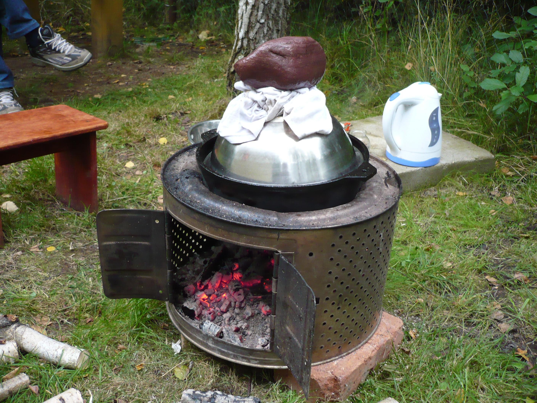 Мангал из дисков автомобиля своими руками: идеи печей, фото и пошаговая инструкция