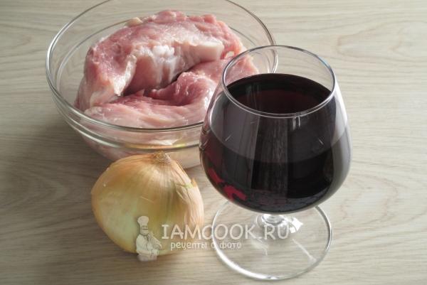 Ничего невозможного – маринады с вином, красным и белым. роскошный маринад с вином для свинины, под шашлыки или запекание