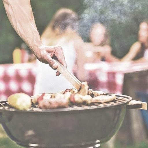 На чем приготовить шашлык? мангал, печь барбекю? гриль!