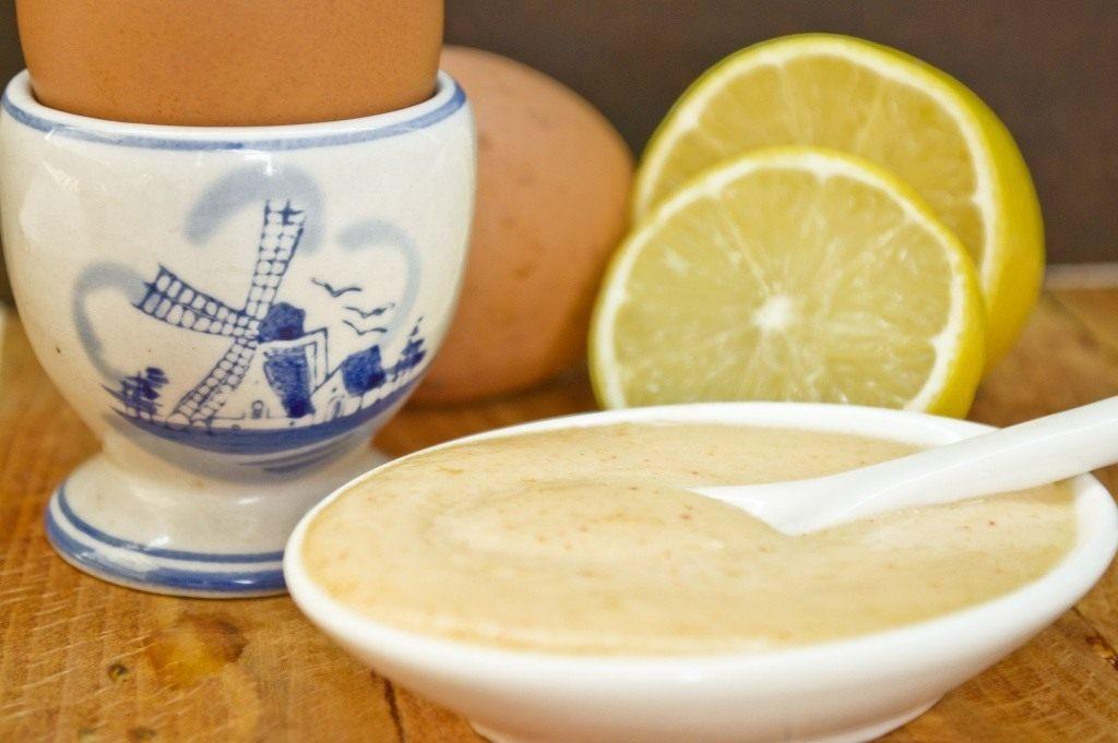 Голландский соус рецепт приготовления с фото