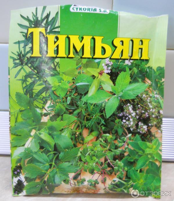 Тимьян (приправа) — википедия переиздание // wiki 2