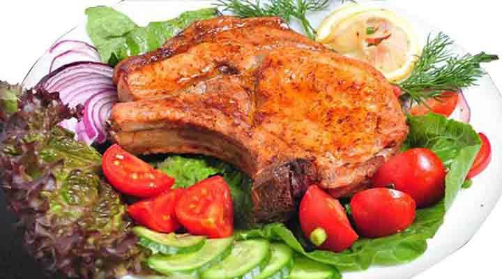 3 варианта как замариновать антрекот из свинины для шашлыка