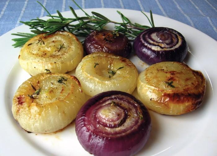 Рецепт маринованный лук